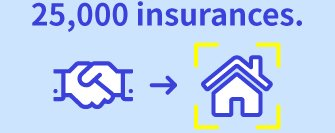 25,000 insurances.