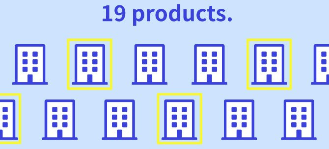 19 products.
